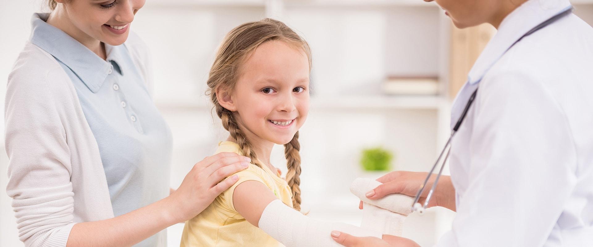 Дитяча травматологія