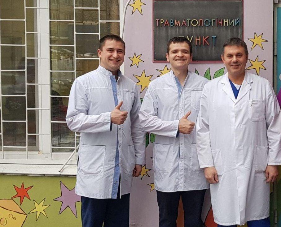 Наш визит в Национальную детскую специализированную больницу «Охматдет», г. Киев